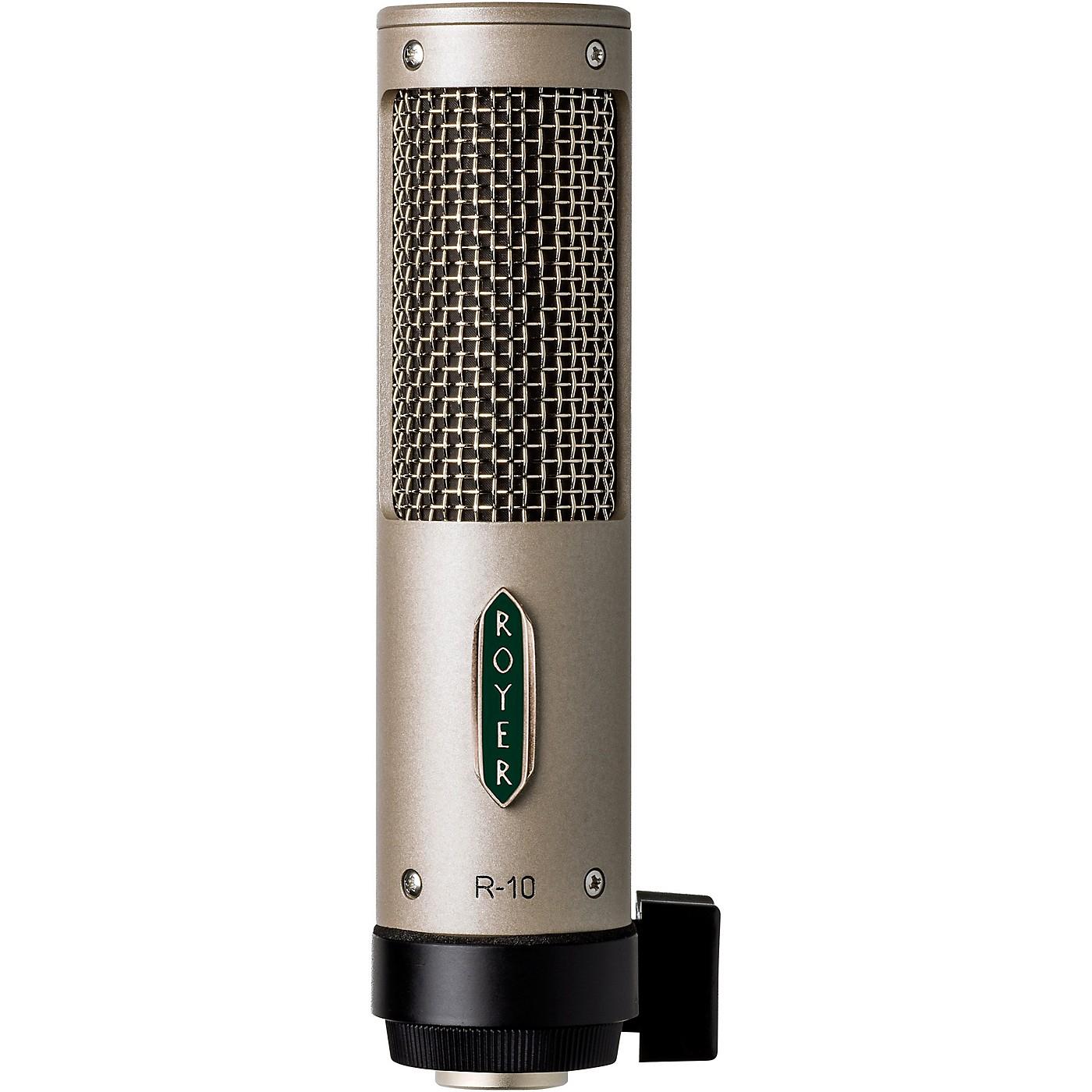 Royer R-10 Ribbon Microphone thumbnail