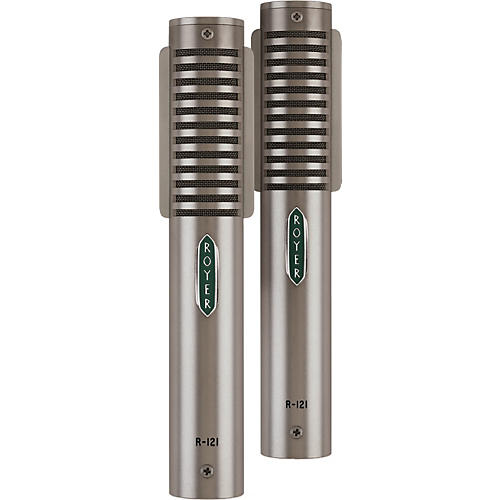 Royer R-121 Matched Ribbon Microphone Pair thumbnail