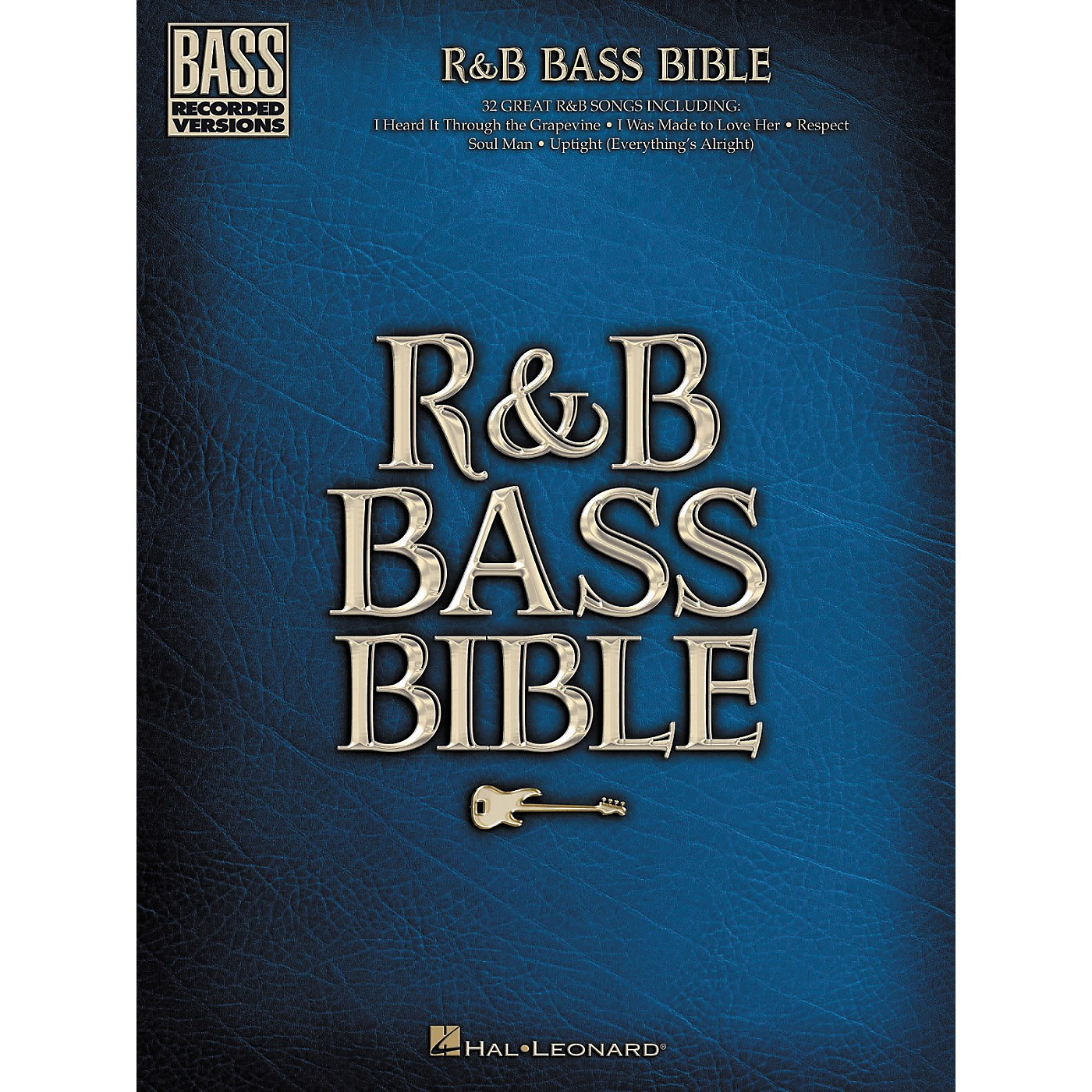 Hal Leonard R & B Bible Bass Guitar Tab Songbook thumbnail