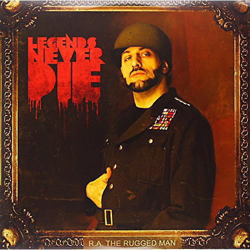 Alliance R.A. the Rugged Man - Legends Never Die thumbnail