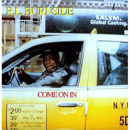 Alliance R.L. Burnside - Come on in thumbnail