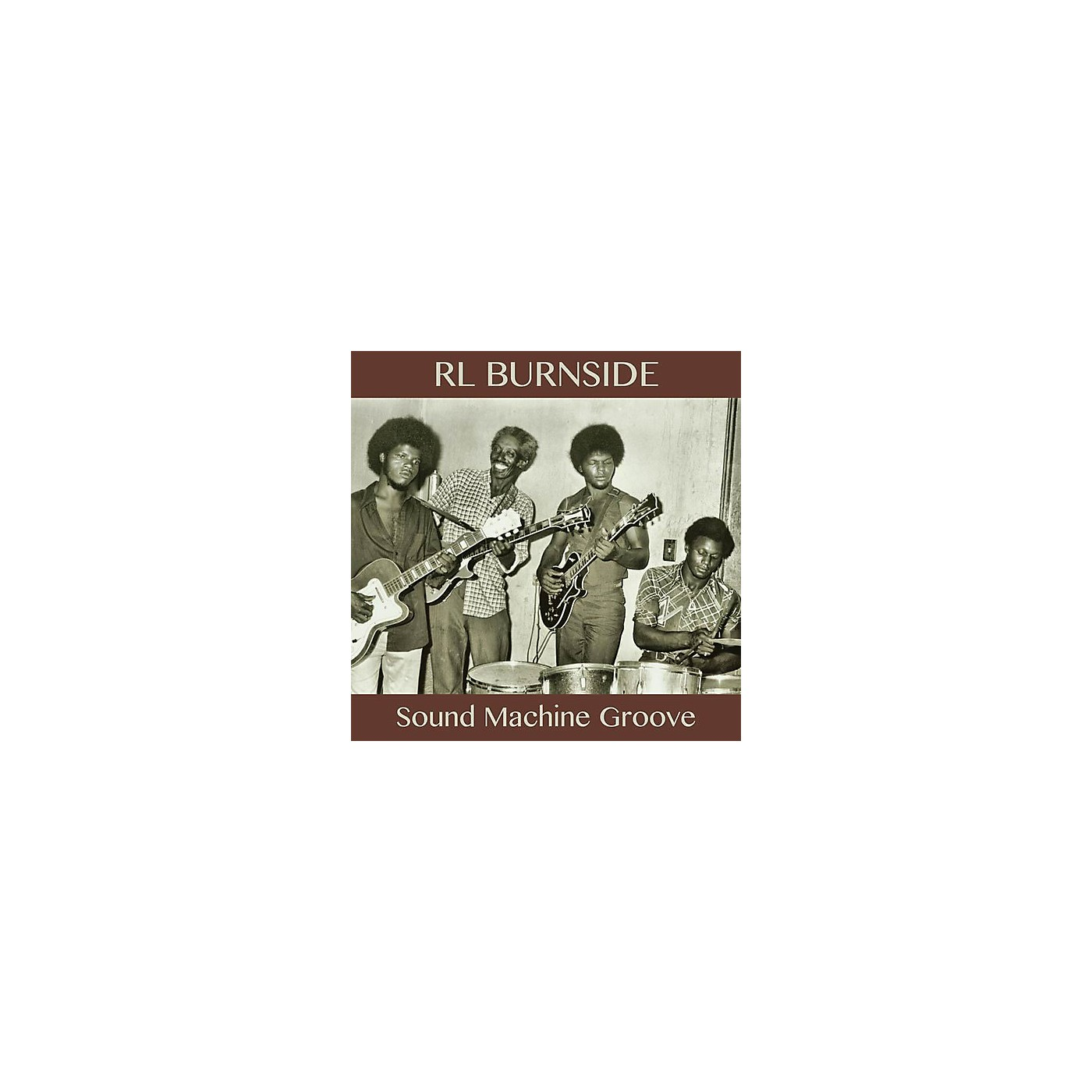 Alliance R.L. Burnside - Sound Machine Groove thumbnail