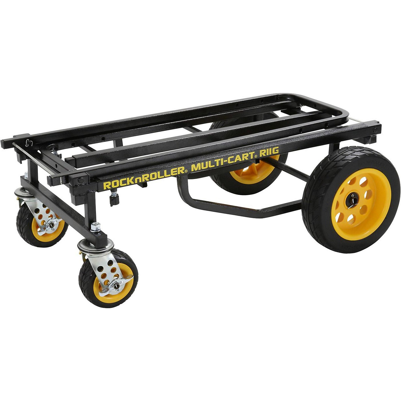 Rock N Roller R11G All-Terrain 8-in-1 Multi-Cart with Ground Glider Casters thumbnail
