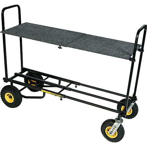 Rock N Roller R12 Multi-Cart 8-in-1 Equipment Transporter Cart with Shelf-thumbnail