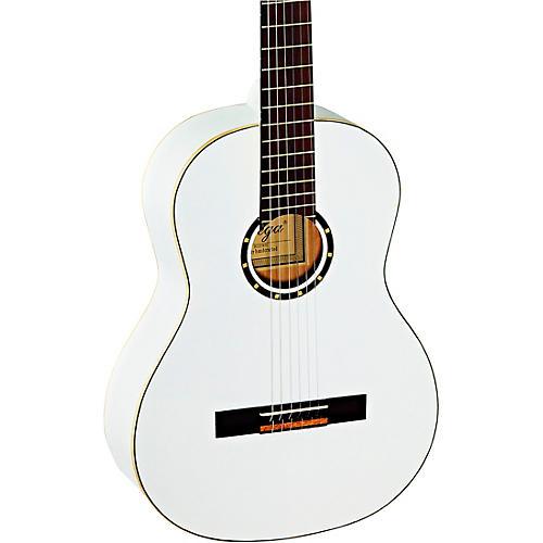 Ortega R121WH Full-Size Family Series Classical Guitar thumbnail