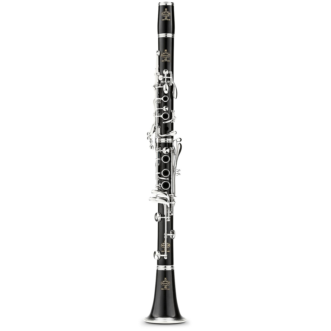 Buffet Crampon R13 Professional Bb Clarinet with Nickel-Plated Keys thumbnail