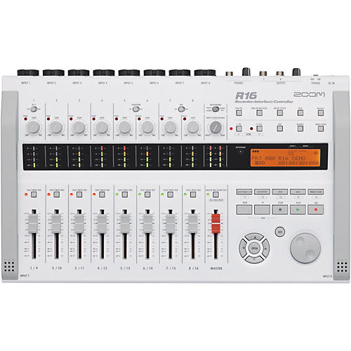 Zoom R16 Multitrack Recorder/Interface/Controller thumbnail