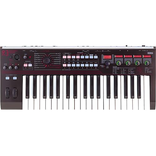Korg R3 Synthesizer / Vocoder Keyboard thumbnail