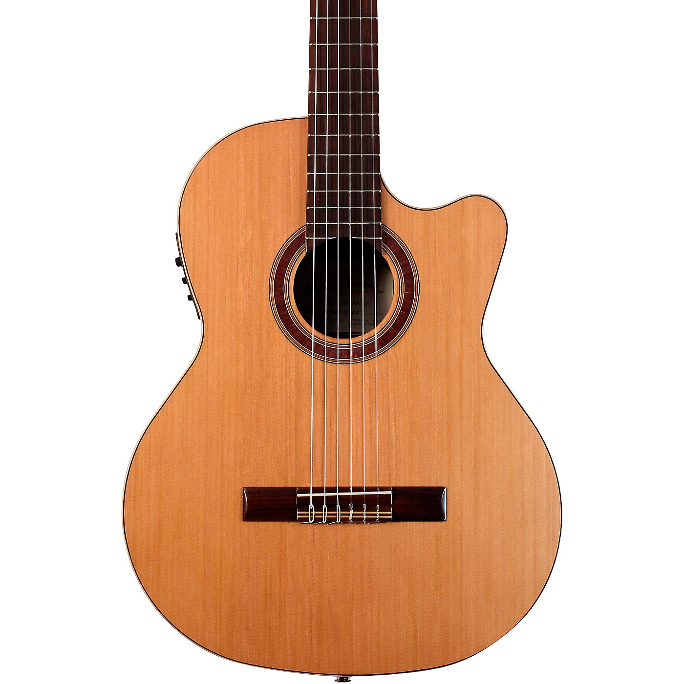 Kremona R65CWC Nylon-String Acoustic-Electric Guitar thumbnail