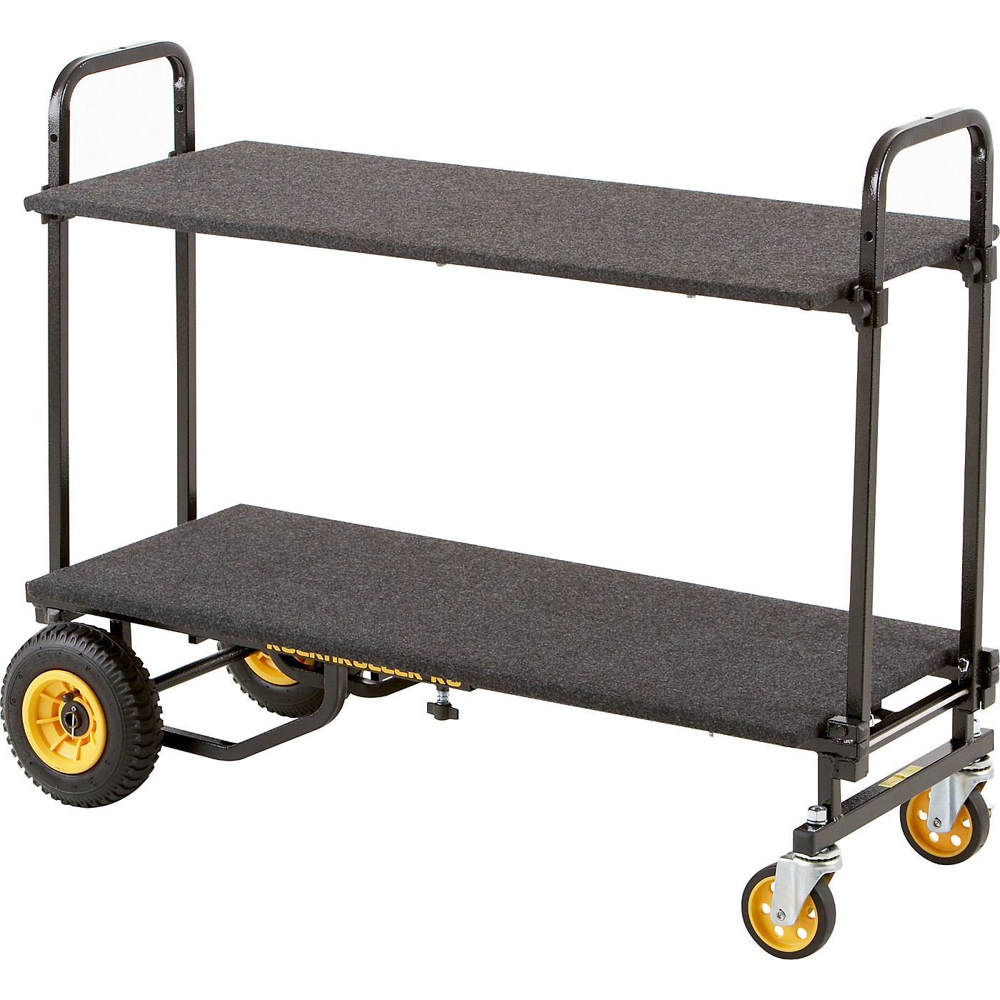 Rock N Roller R6RT 8-in-1 Mini Multi-Cart with Shelf and Desk thumbnail
