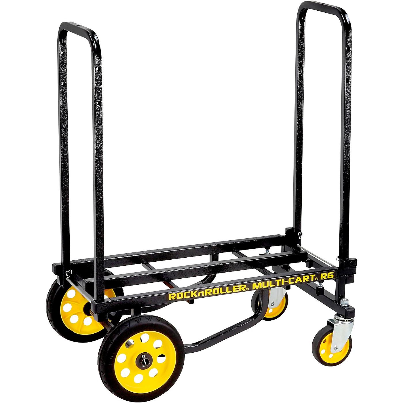 Rock N Roller R6RT Multi-Cart 8-in-1 Equipment Transporter Cart thumbnail