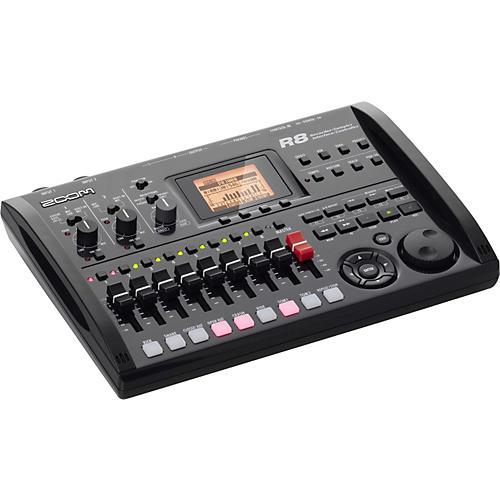 Zoom R8 8-Track SD Recorder, Sampler & USB Interface thumbnail