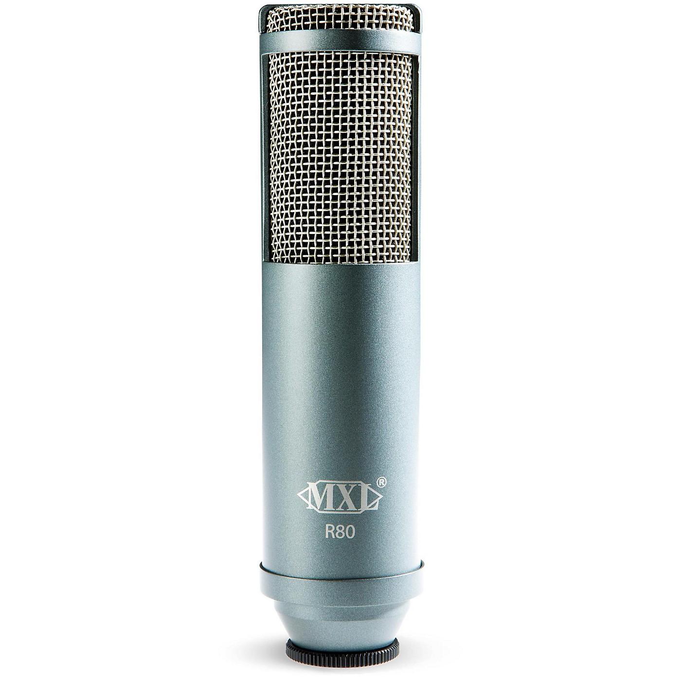 MXL R80 Ribbon Microphone thumbnail