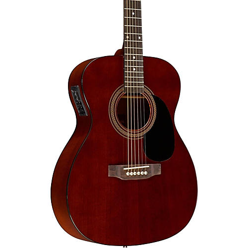 Rogue RA-090 Concert Acoustic-Electric Guitar, Mahogany thumbnail