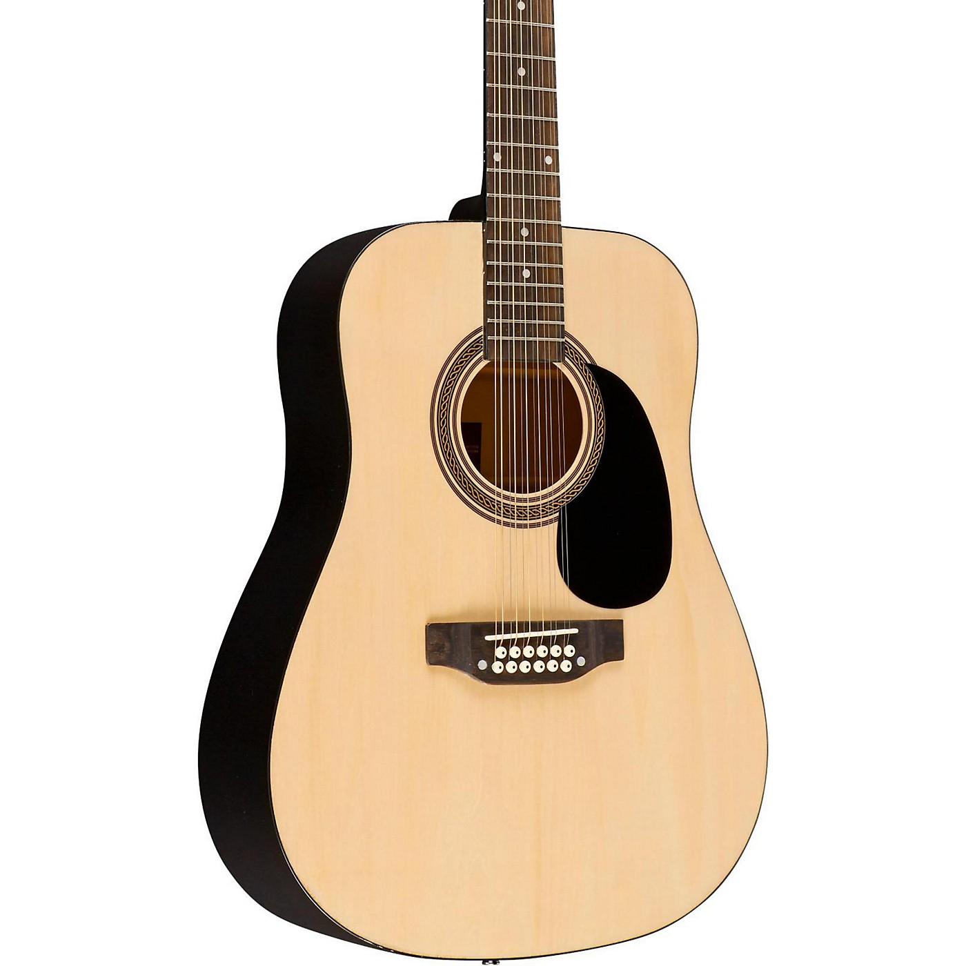 Rogue RA-090 Dreadnought 12-String Acoustic Guitar thumbnail