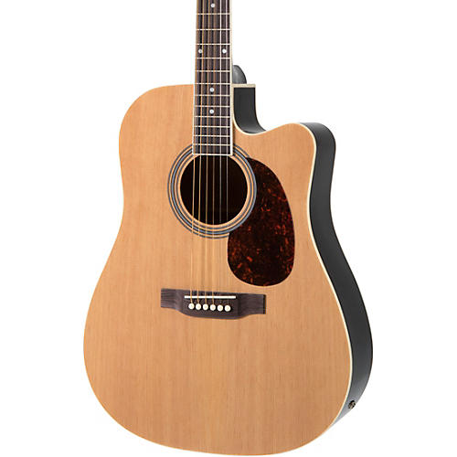 Rogue RA-110D-CE Dreadnought Cutaway Acoustic-Electric Guitar thumbnail