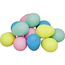Rhythm Band RB210S 12-Pack Egg Shakers