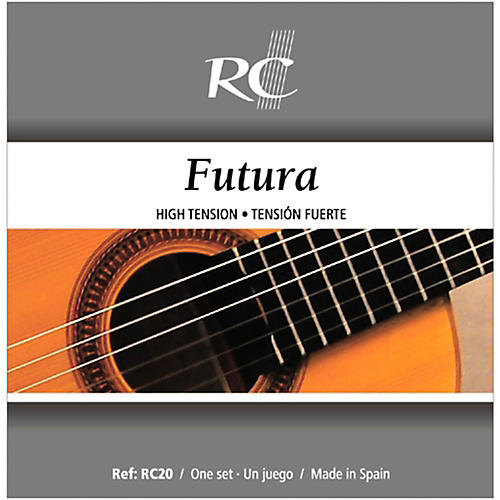 RC Strings RC20 Futura Medium-High Tension Nylon Guitar Strings thumbnail
