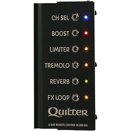 Quilter Labs RC200-6SA Steelaire 6-Position Leg Mount Controller thumbnail