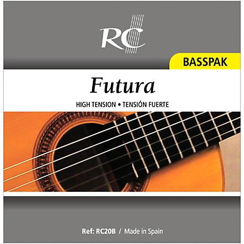 RC Strings RC20B Futura Basspak - Medium High Tension 4th, 5th and 6th Strings for Nylon String Guitar thumbnail