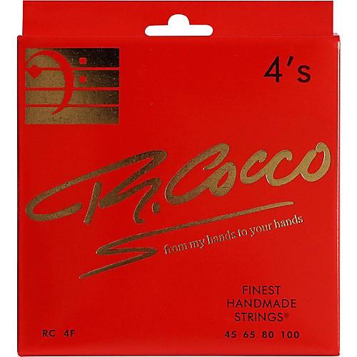 Richard Cocco RC4F 4-String Electric Bass Guitar Strings thumbnail
