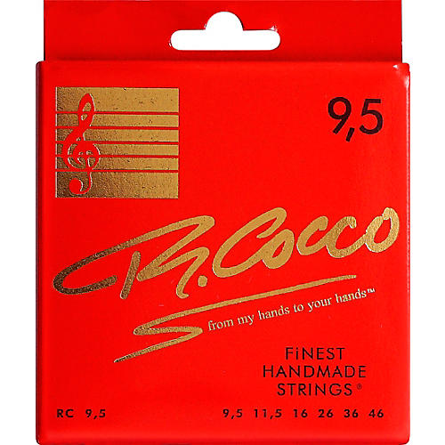 Richard Cocco RC9 1/2 Electric Guitar Strings thumbnail
