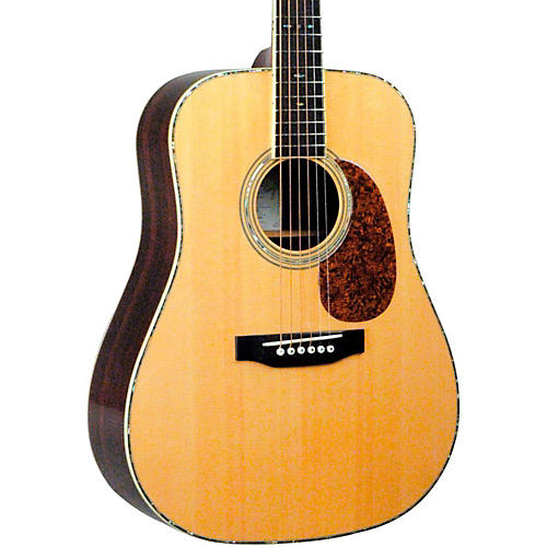 Recording King RD-227 All Solid Wood Dreadnought Acoustic Guitar-thumbnail