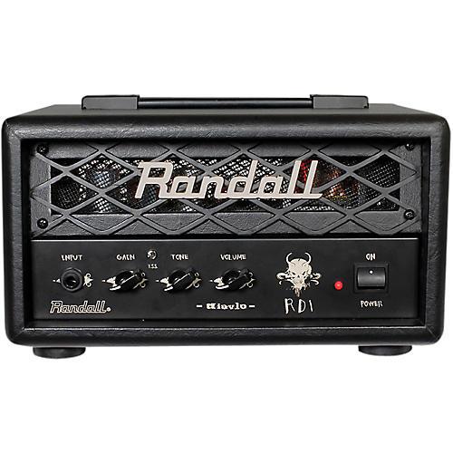 Randall RD1H Diavlo 1W Tube Guitar Head thumbnail