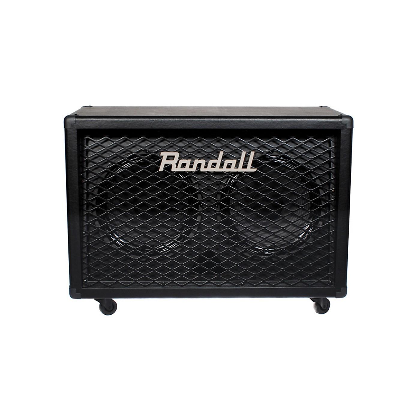 Randall RD212-V30 Diavlo 2X12 Angled Guitar Cab thumbnail