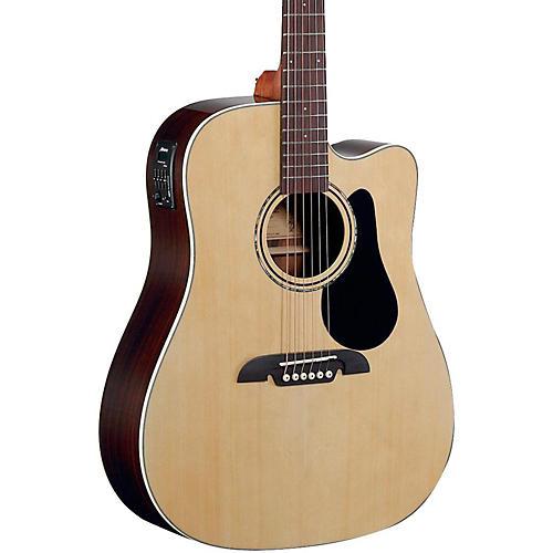 Alvarez RD27CE Dreadnought Acoustic-Electric Guitar thumbnail