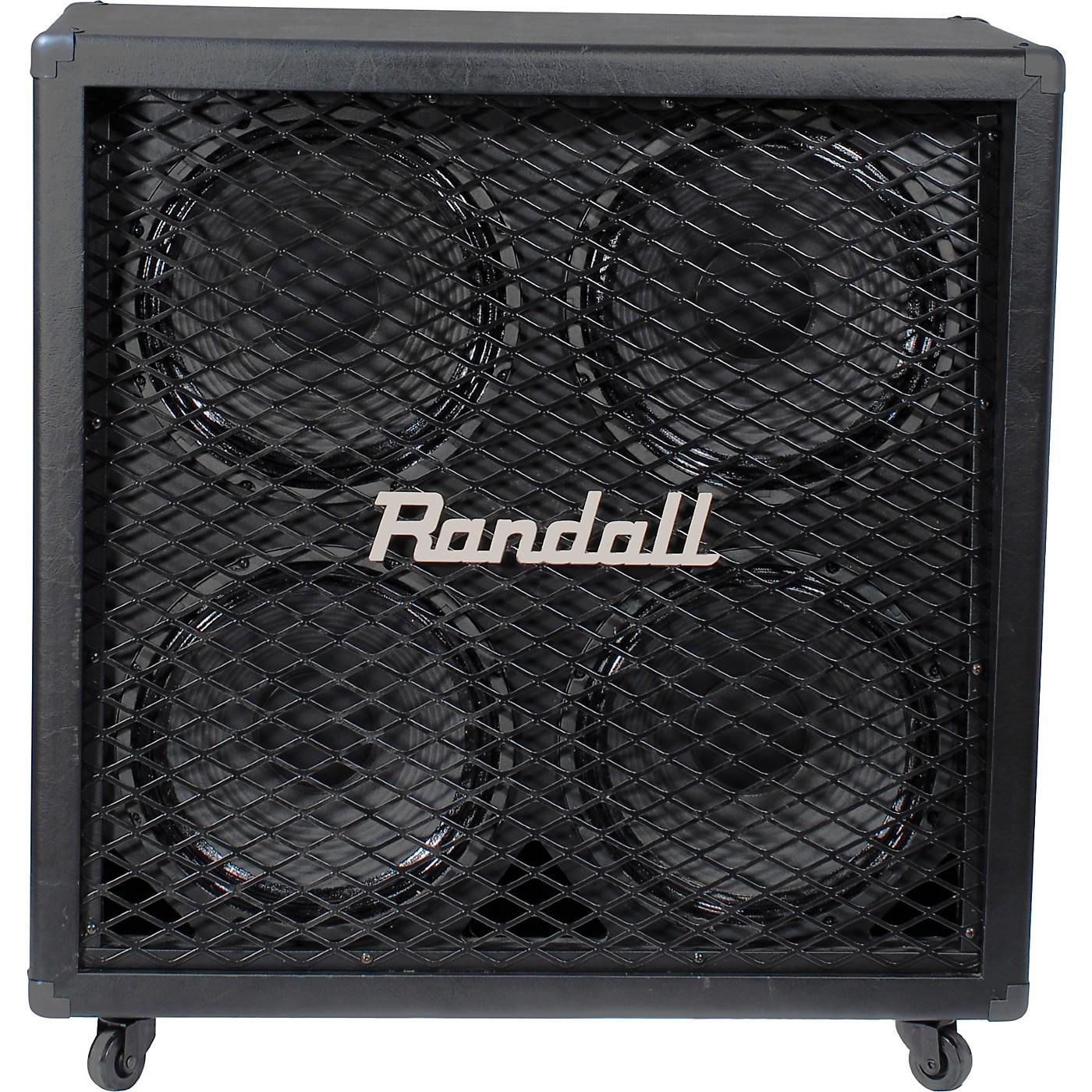 Randall RD412-V30 Diavlo 4x12 Angled Guitar Cab thumbnail