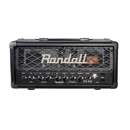 Randall RD45H Diavlo 45W Tube Guitar Head thumbnail