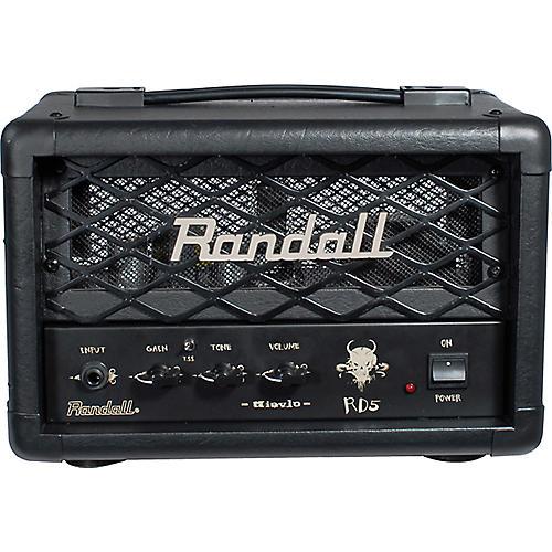Randall RD5H Diavlo 5W Tube Guitar Head thumbnail