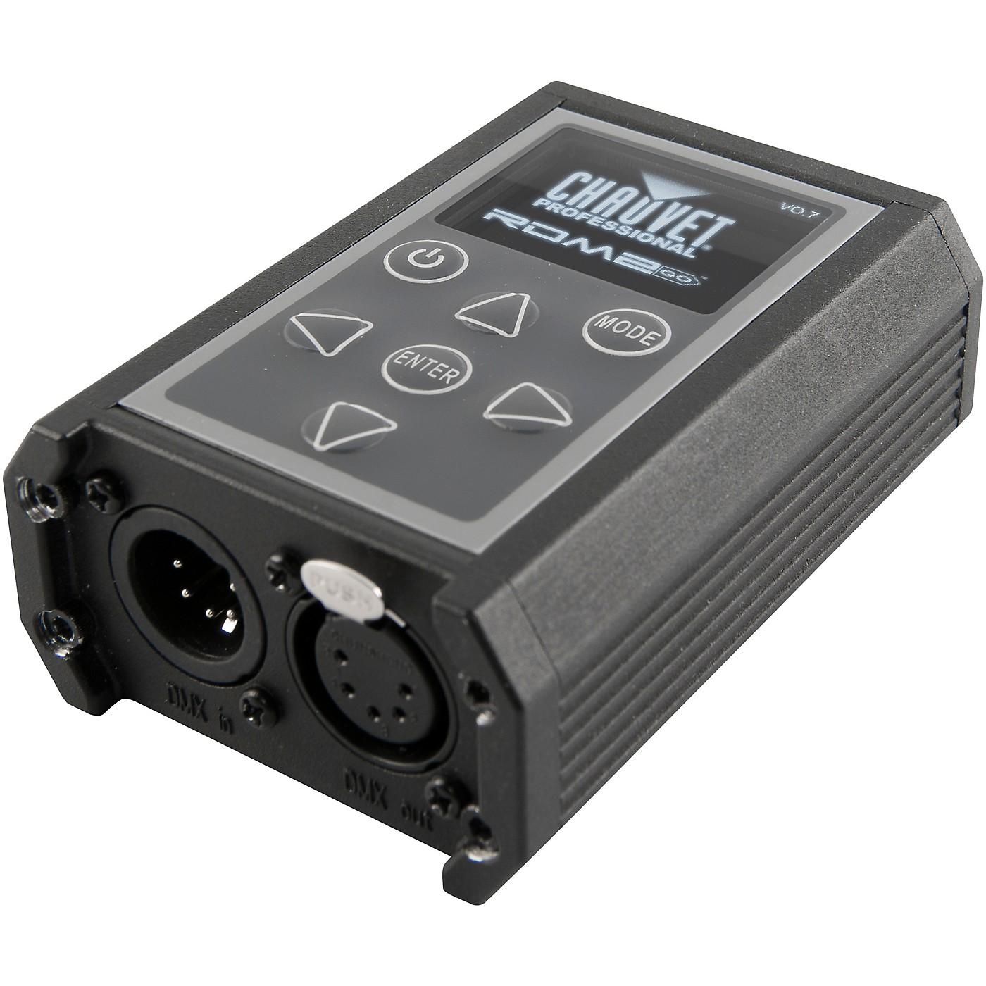 CHAUVET Professional RDM2go DMX / RDM Lighting Configuration Testing Tool thumbnail