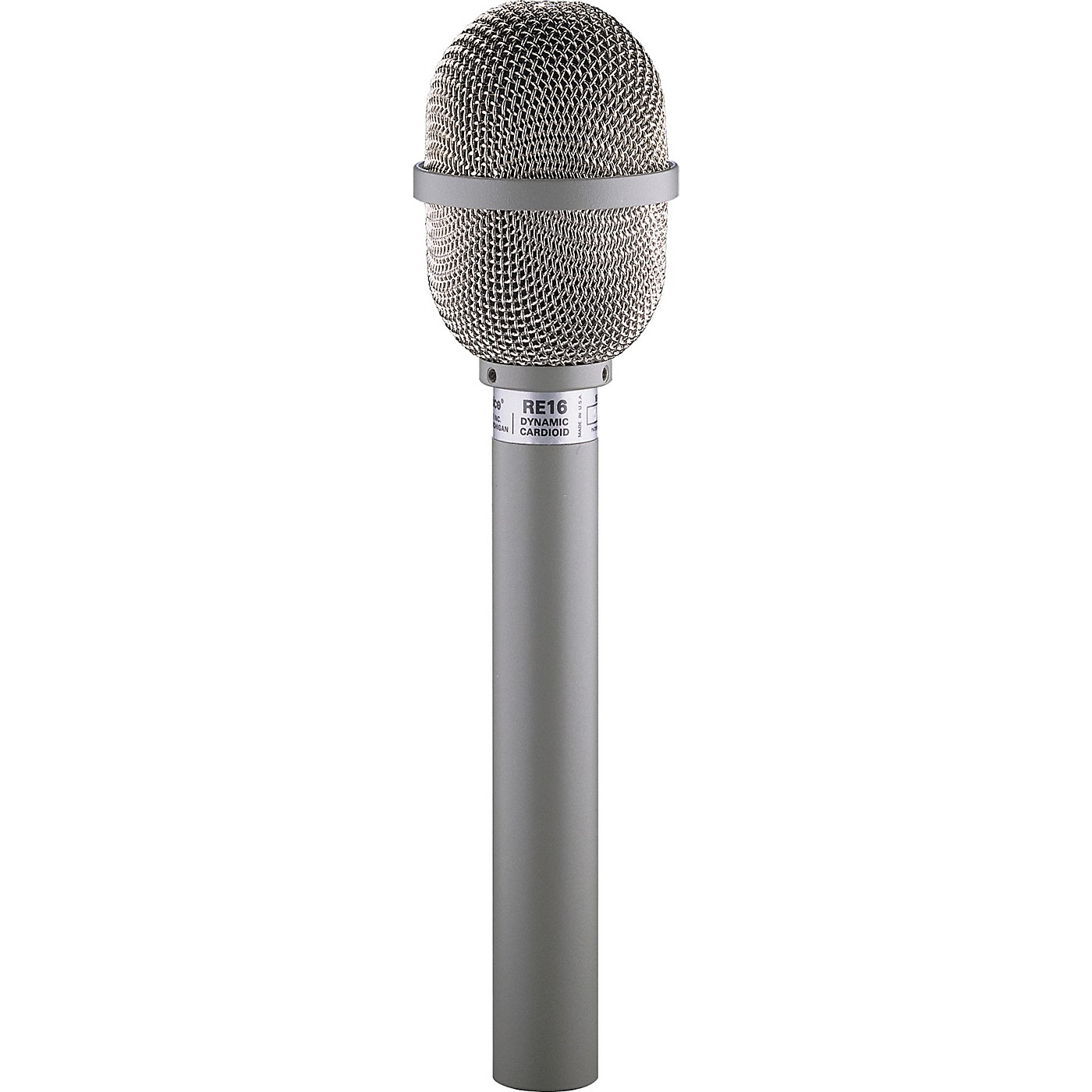 Electro-Voice RE16 Supercardioid Handheld Dynamic Microphone thumbnail