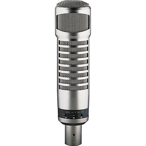 Electro-Voice RE27N/D Dynamic Cardioid Multipurpose Microphone thumbnail