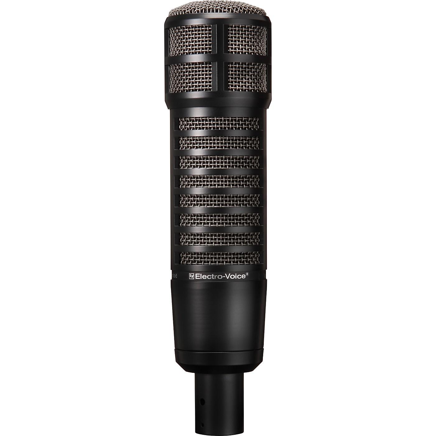 Electro-Voice RE320 Voice & Instrument Mic w Kick Drum Switch thumbnail