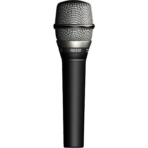 Electro-Voice RE410 Handheld Condenser Cardioid Vocal Microphone thumbnail