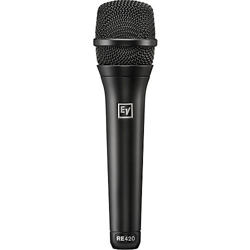 Electro-Voice RE420 Premium Condenser Cardioid Vocal Microphones thumbnail