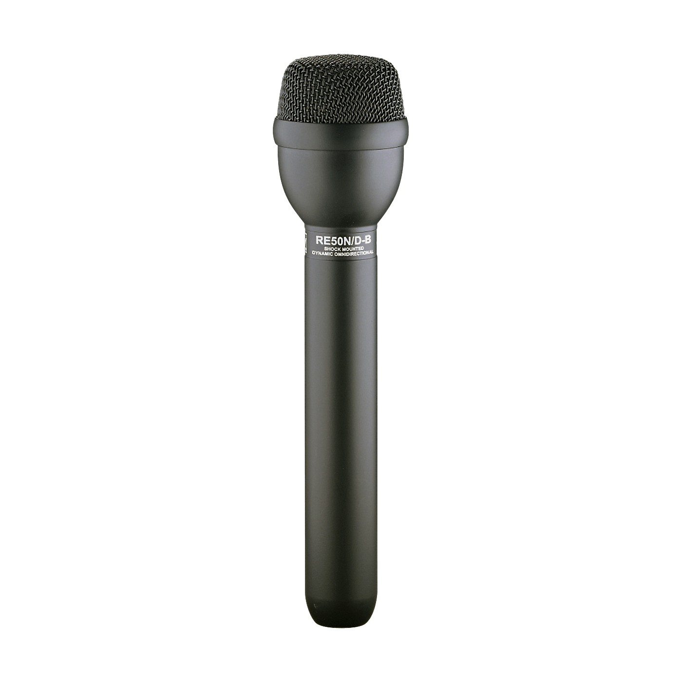 Electro-Voice RE50N/D-B High Output Dynamic Interview Microphone thumbnail