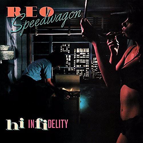 Alliance REO Speedwagon - Hi Infidelity thumbnail