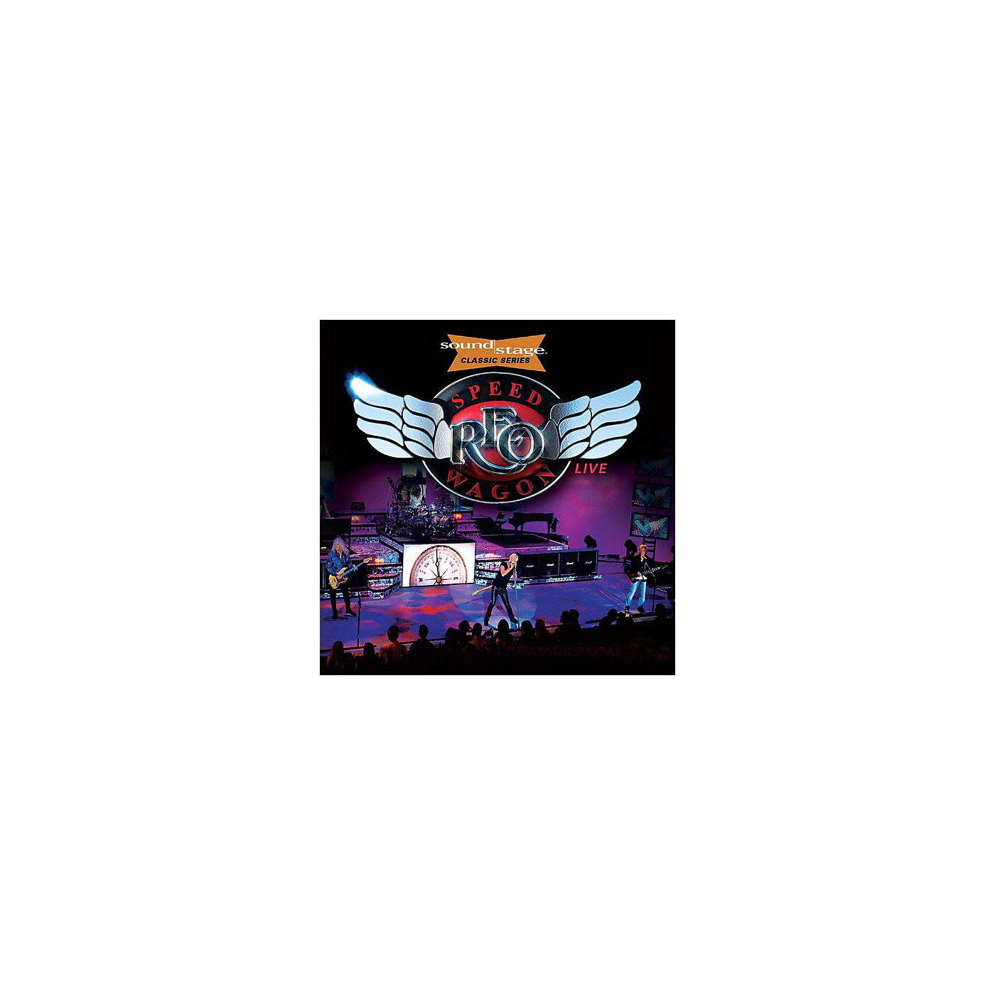 Alliance REO Speedwagon - Live On Soundstage (classic Series) (CD) thumbnail