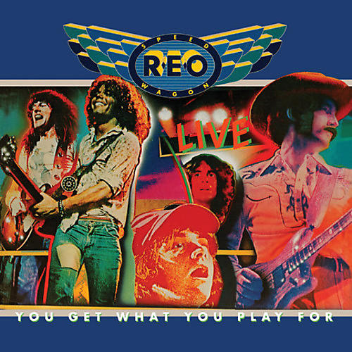 Alliance REO Speedwagon - You Get What You Play For thumbnail