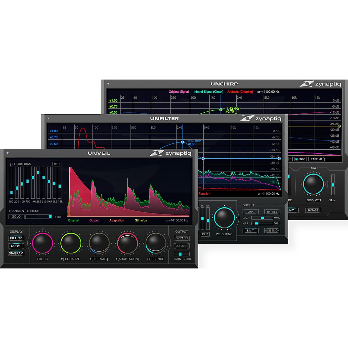 Zynaptiq REPAIR Bundle: Audio Restoration & Enhancement Plug-ins thumbnail