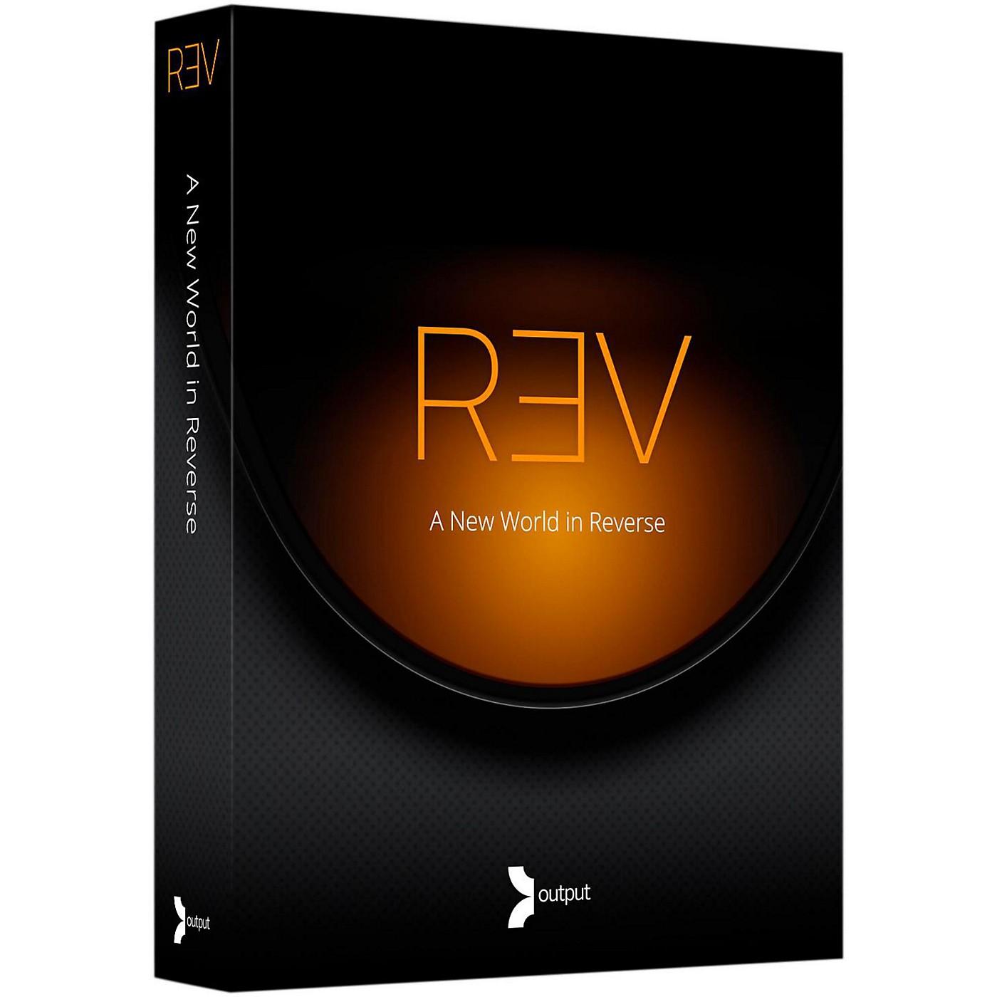 Output REV Kontakt 5 Virtual Instrument thumbnail