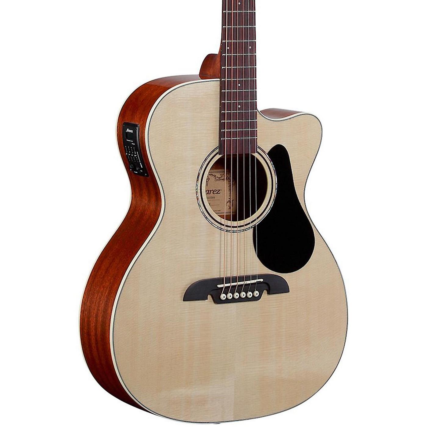 Alvarez RF26CE OM/Folk Acoustic-Electric Guitar thumbnail