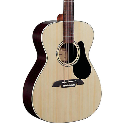 Alvarez RF27 OM/Folk Acoustic Guitar thumbnail