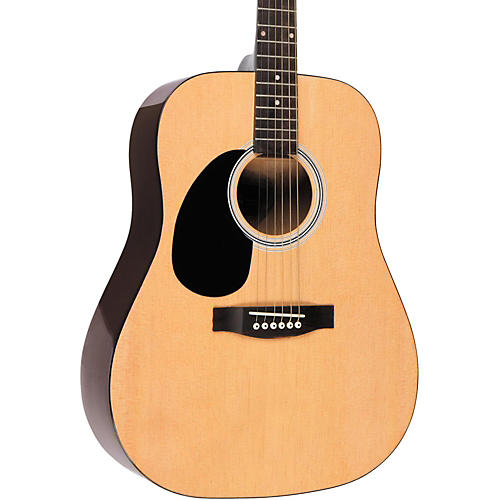 Rogue RG-624 Left-Handed Dreadnought Acoustic Guitar thumbnail