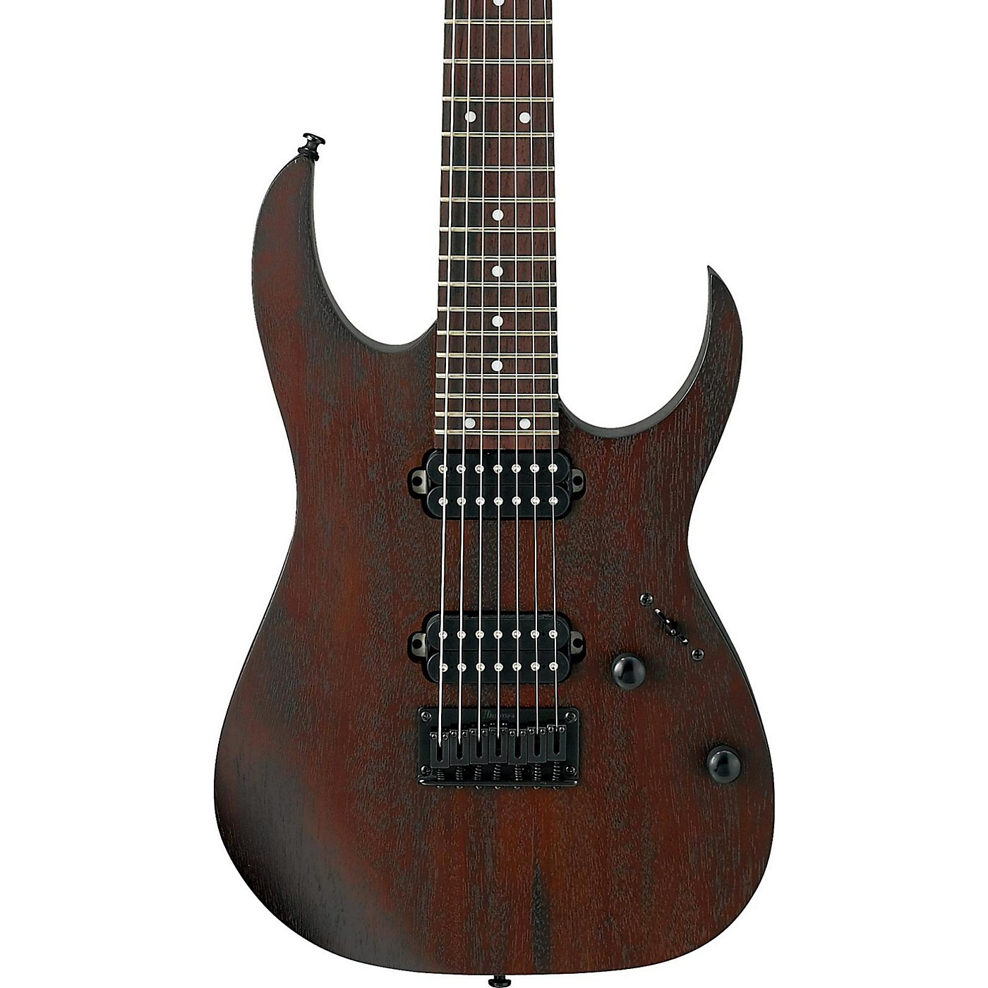 Ibanez RG Series RG7421 Fixed Bridge 7-String Electric Guitar thumbnail