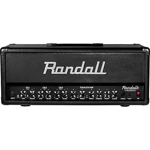 Randall RG1003H 100W Solid State Guitar Head thumbnail